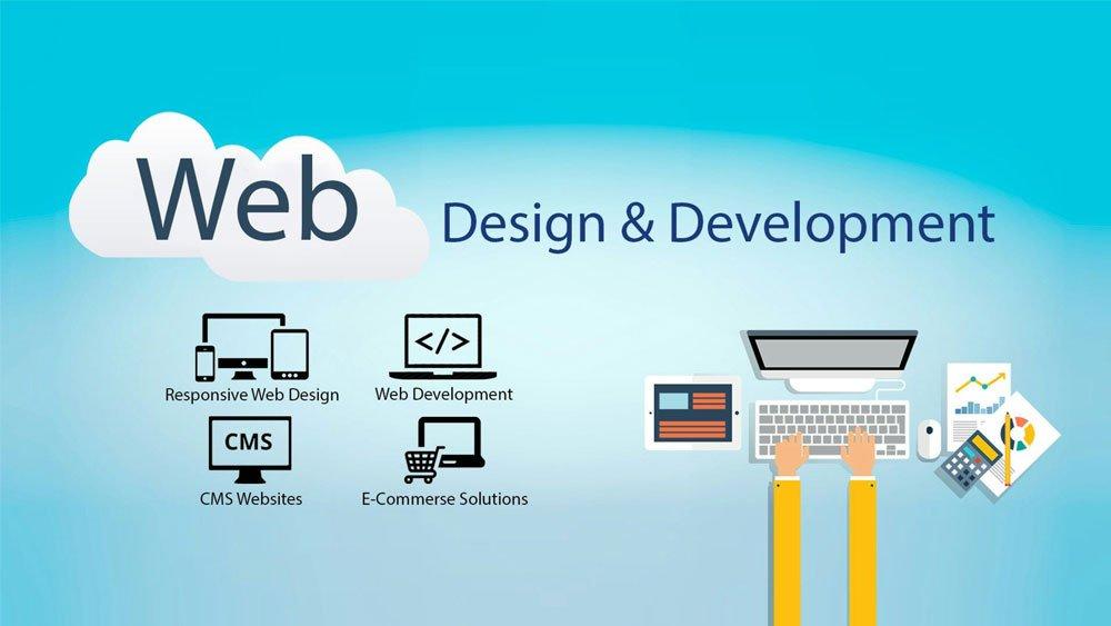 architecture of website designing