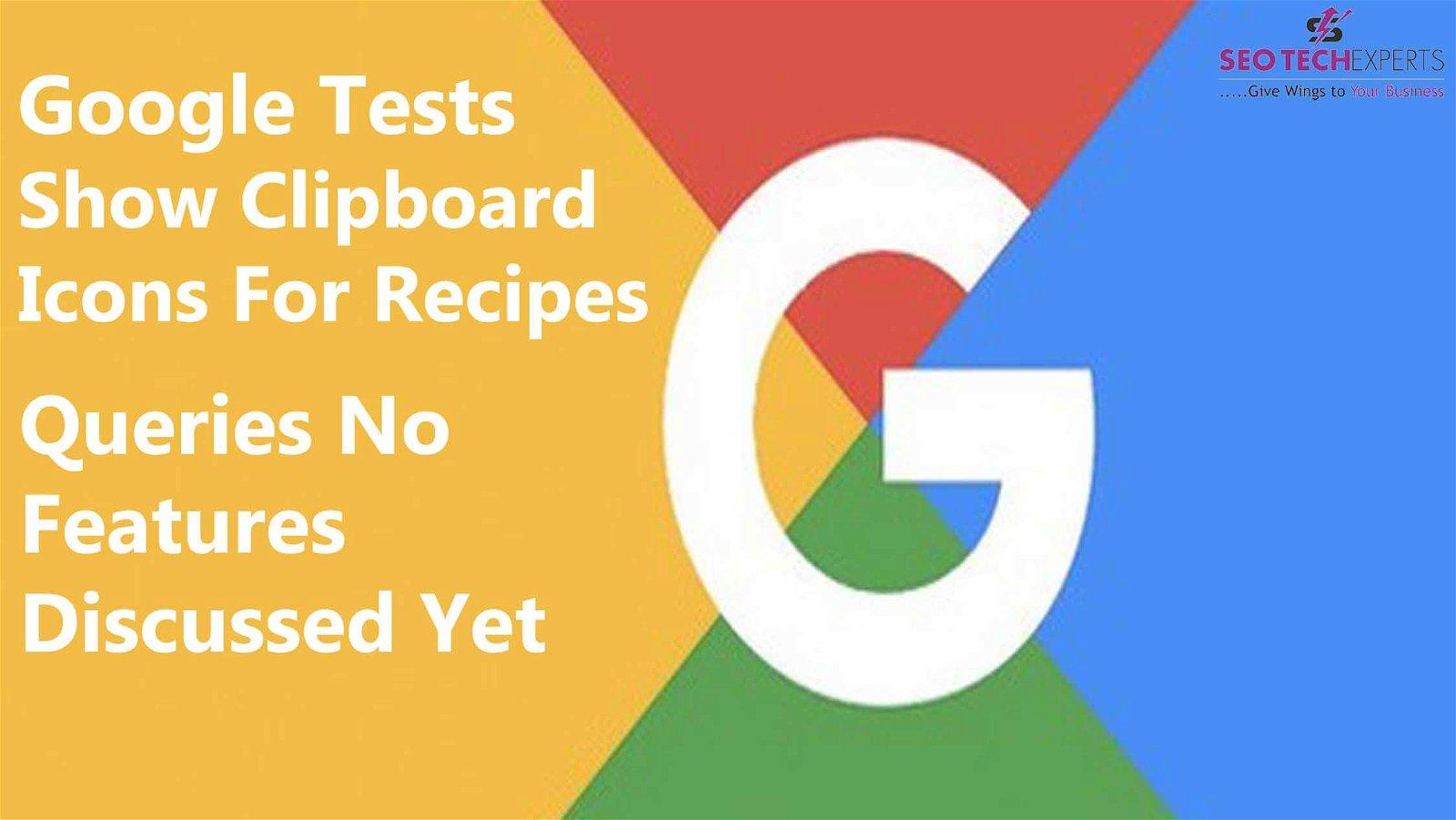 Google testing