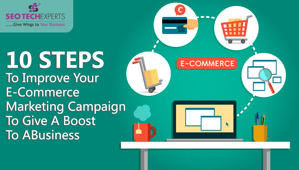 improve your ecommerce marketing campaign