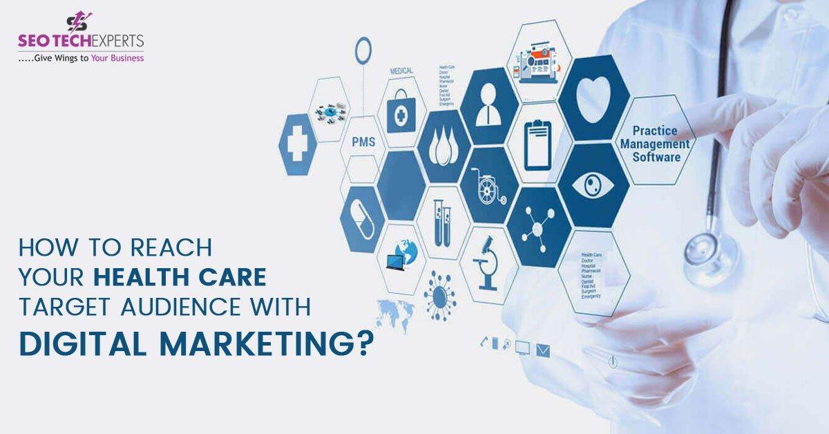 digital marketing for health care